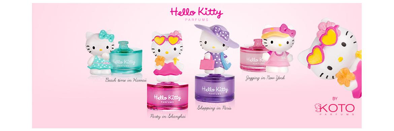 Hello Kitty Parfum Enfant Cosma Parfumeries