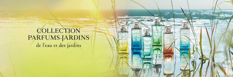Collection Parfums-Jardins