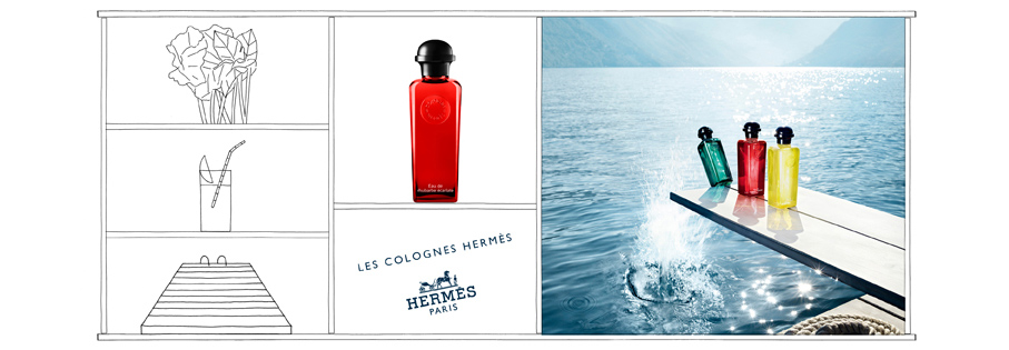 Collection Colognes
