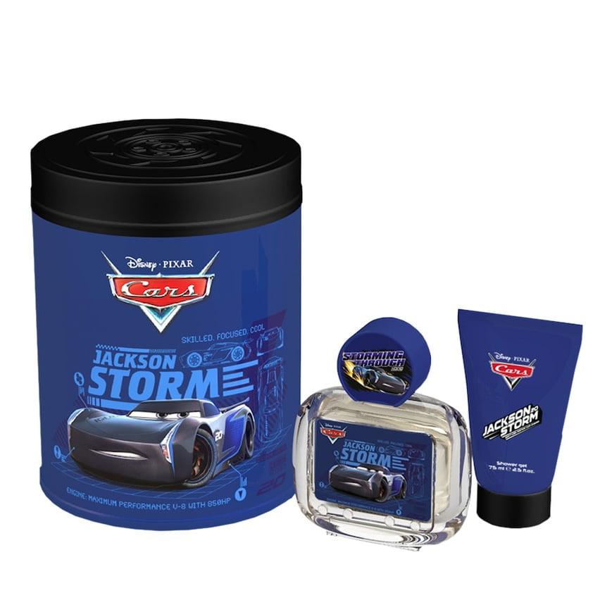 Disney - Coffret Cars Jackson Storm - Eau de Toilette 50 ml + Gel douche 75 ml