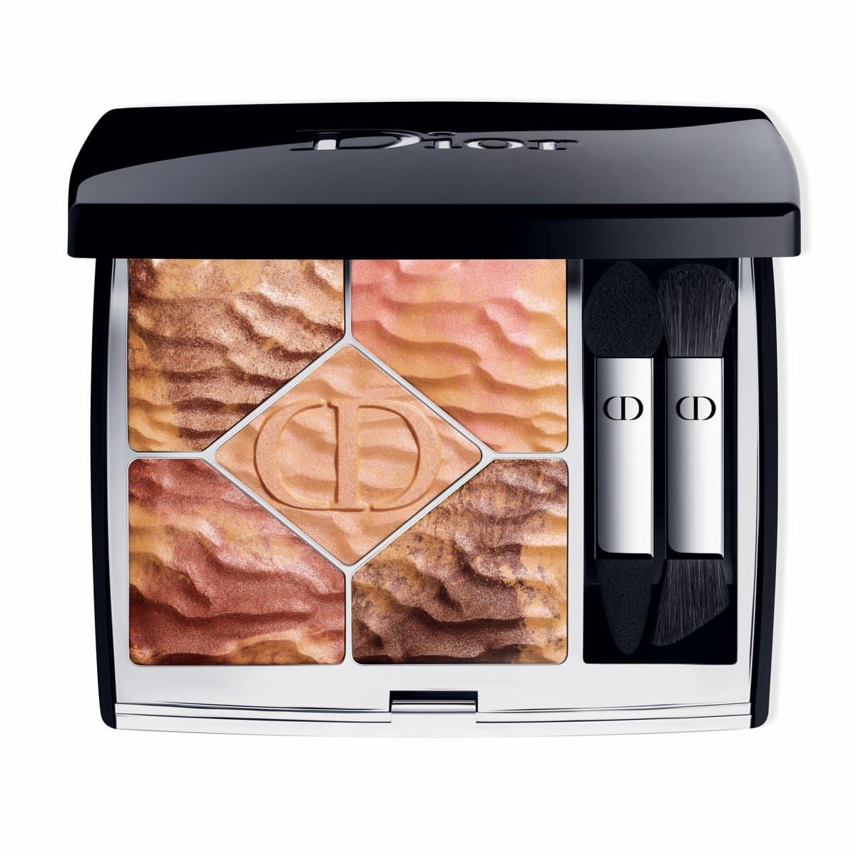 Dior - 5 Couleurs Couture - collection Summer Dune - Palette de fards à paupières