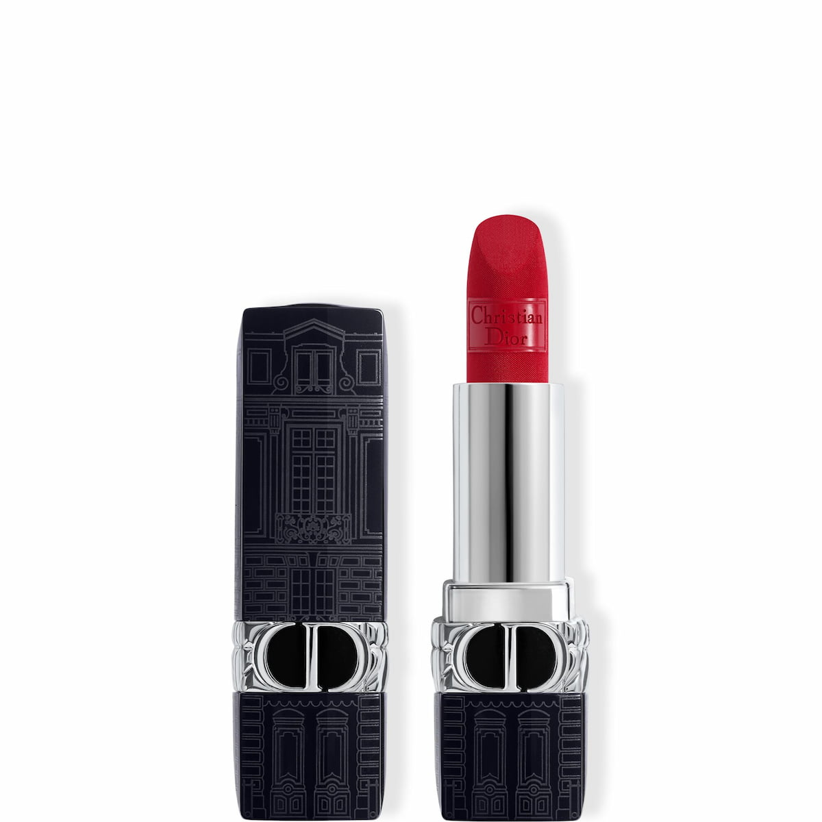 Dior - Rouge Dior - Édition limitée Atelier des Rêves - Écrin & porte-rouge à lèvres couture
