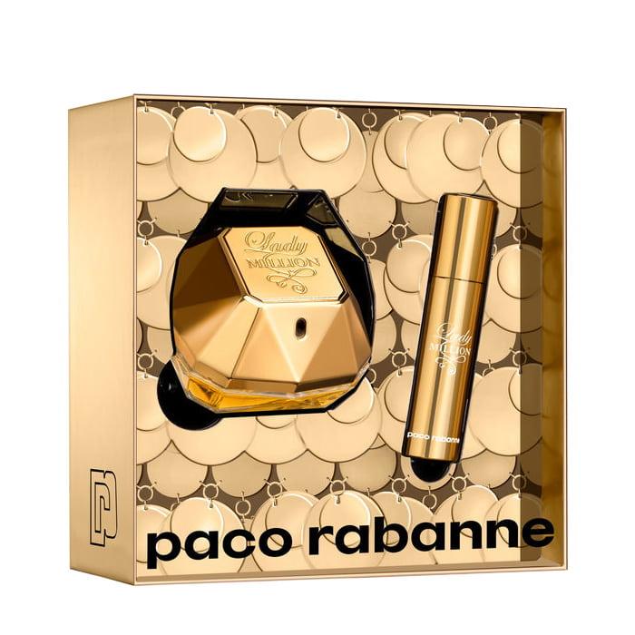 Coffret Lady Million Paco Rabanne
