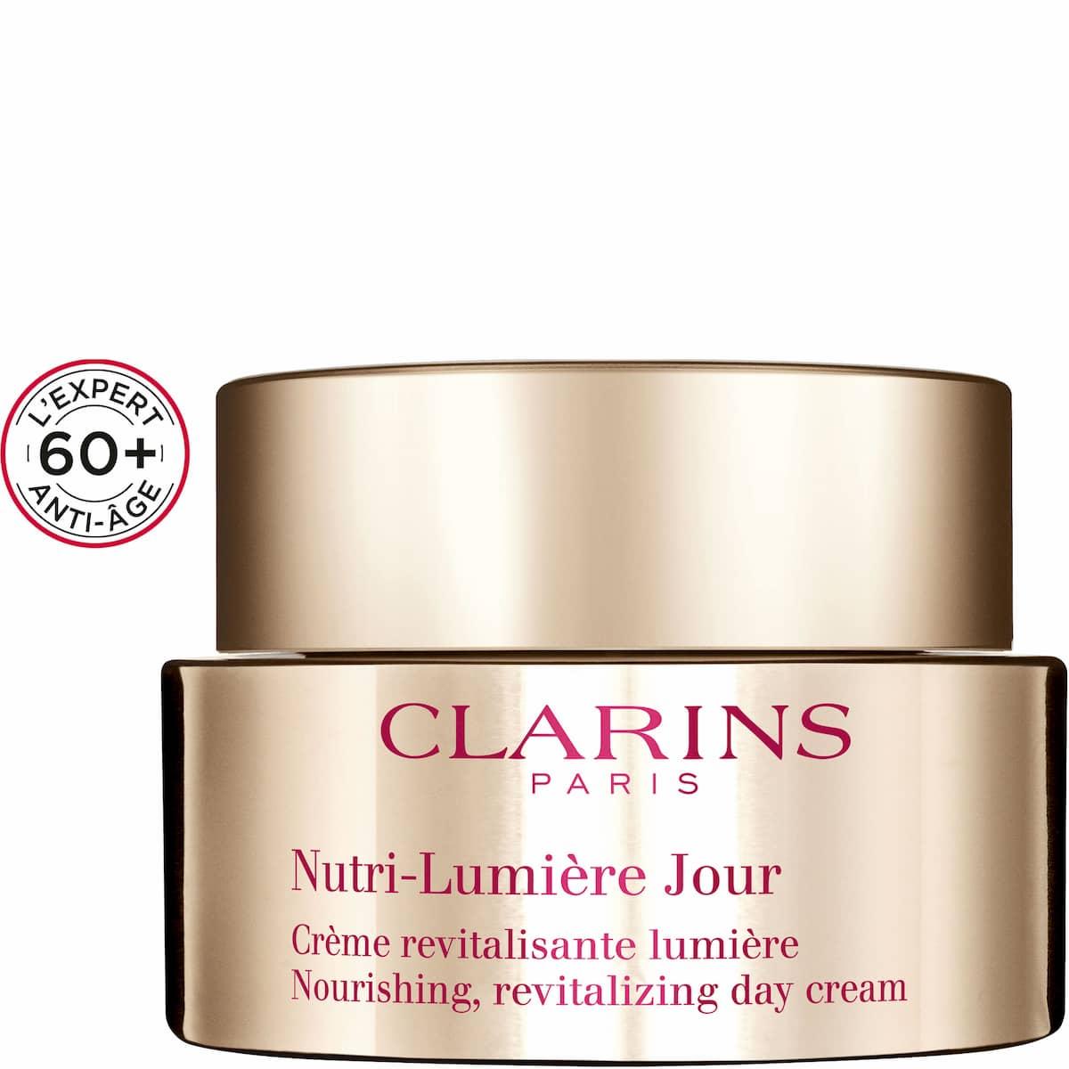 Crème Nutri-Lumière Jour - CLARINS