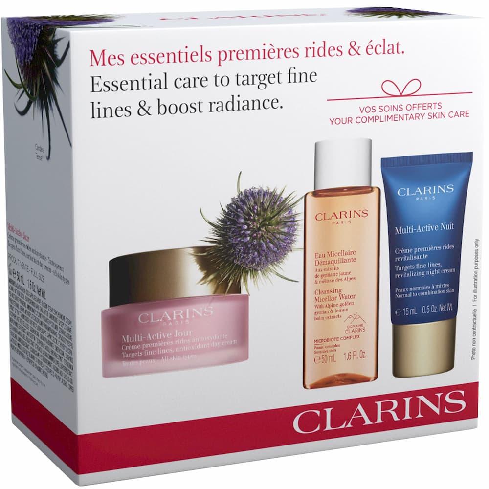 Clarins - Coffret Multi-Active