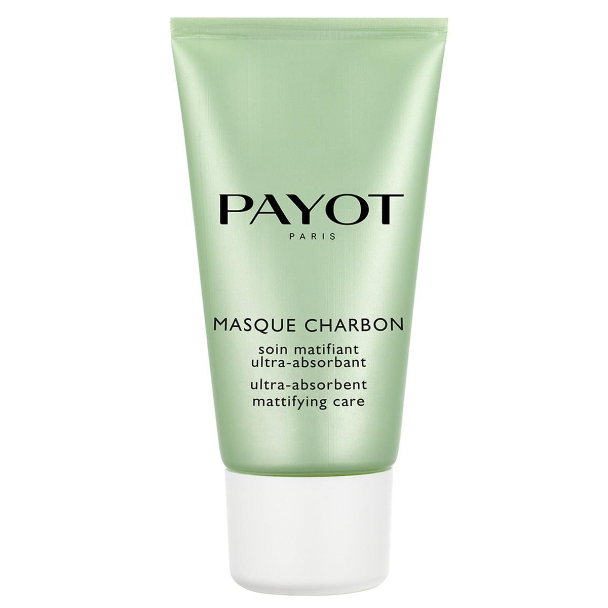 Payot - Pâte Grise Masque Charbon Purifiant - Matifiant ultra-absorbant