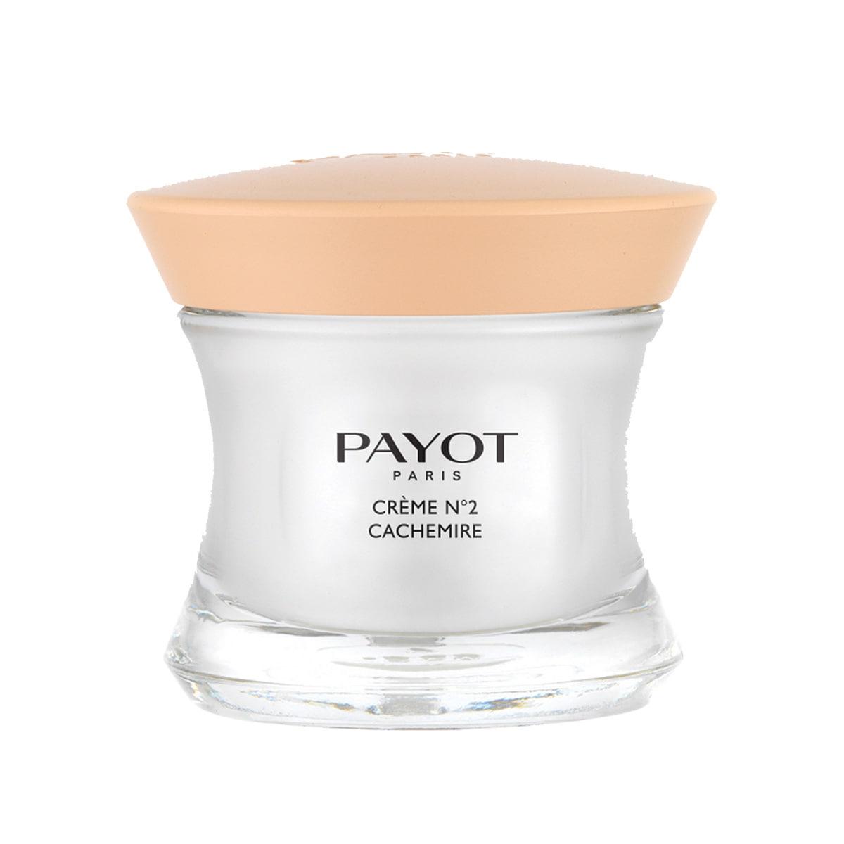 Payot - Crème N°2 Cachemire - Soin riche apaisant anti-stress anti-rougeurs