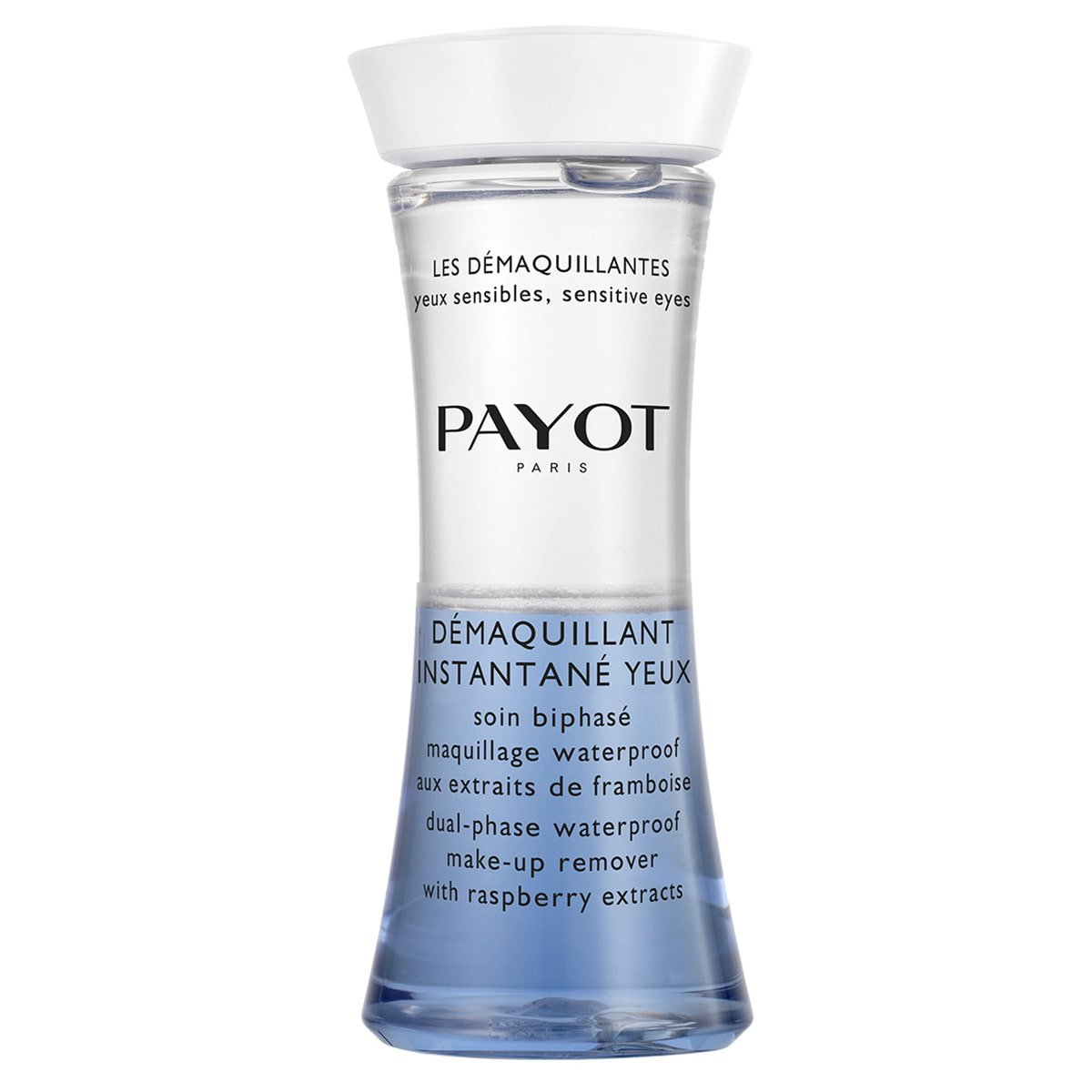 Payot - Démaquillant Instantané Yeux - Soin biphasé maquillage waterproof