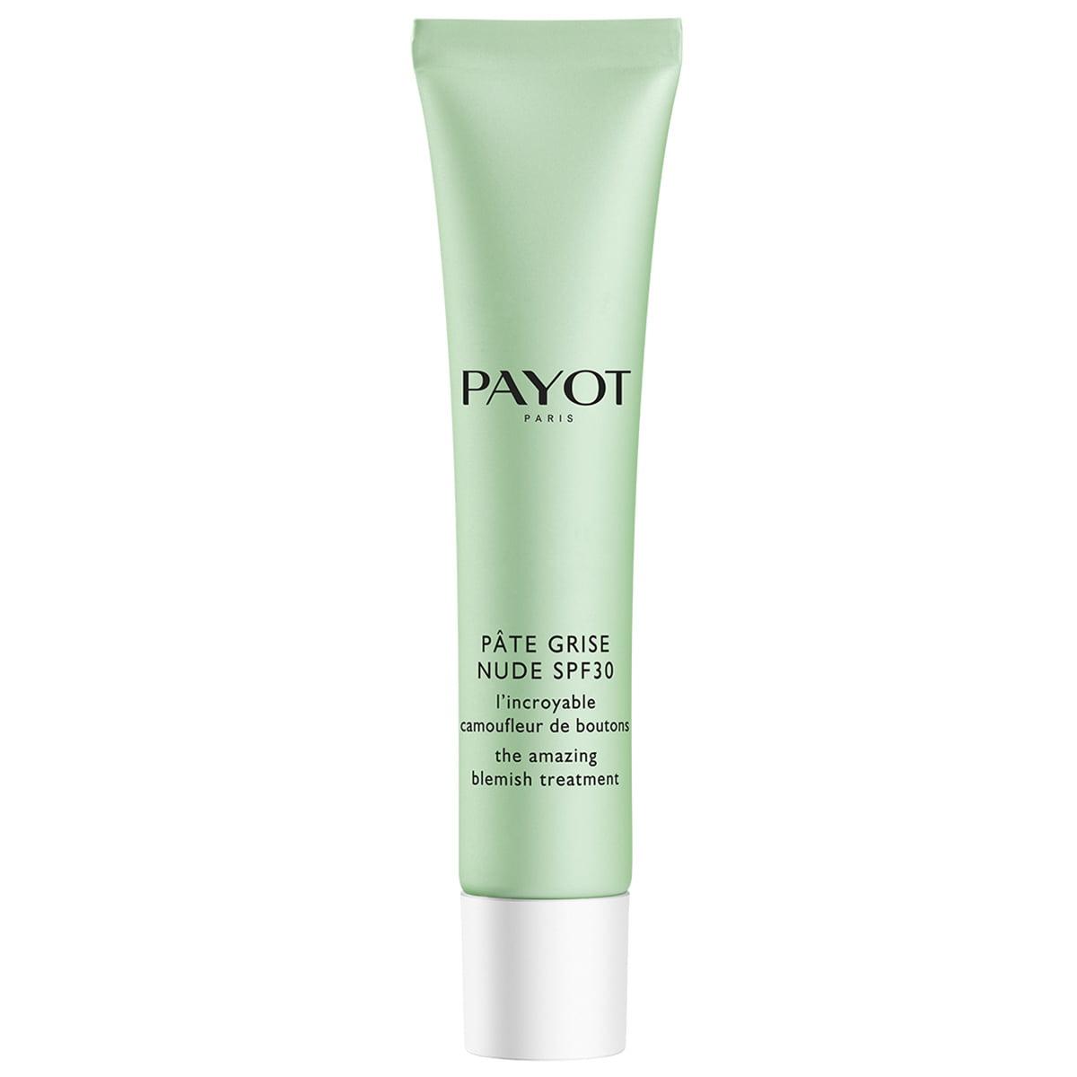 Payot - Pâte Grise Soin Nude Spf 30 - L'incroyable camoufleur de boutons
