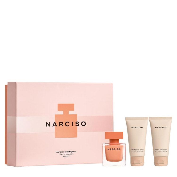 Narciso Rodriguez Coffret Ambrée Eau de parfum
