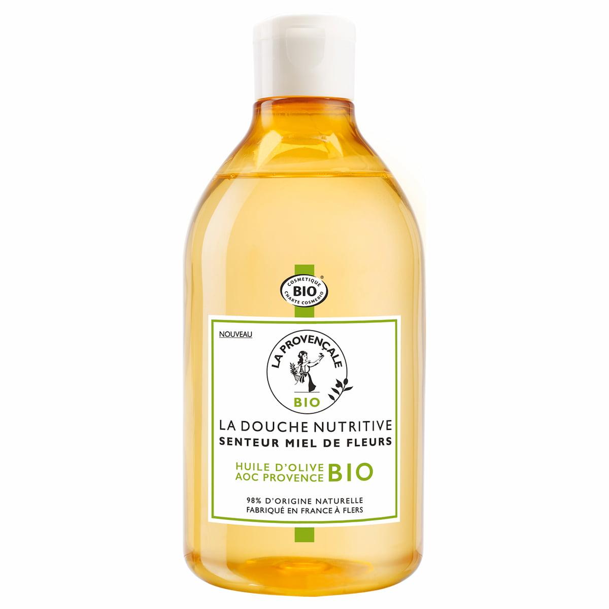 La Provençale Bio - La Douche Nutritive Miel de Fleurs