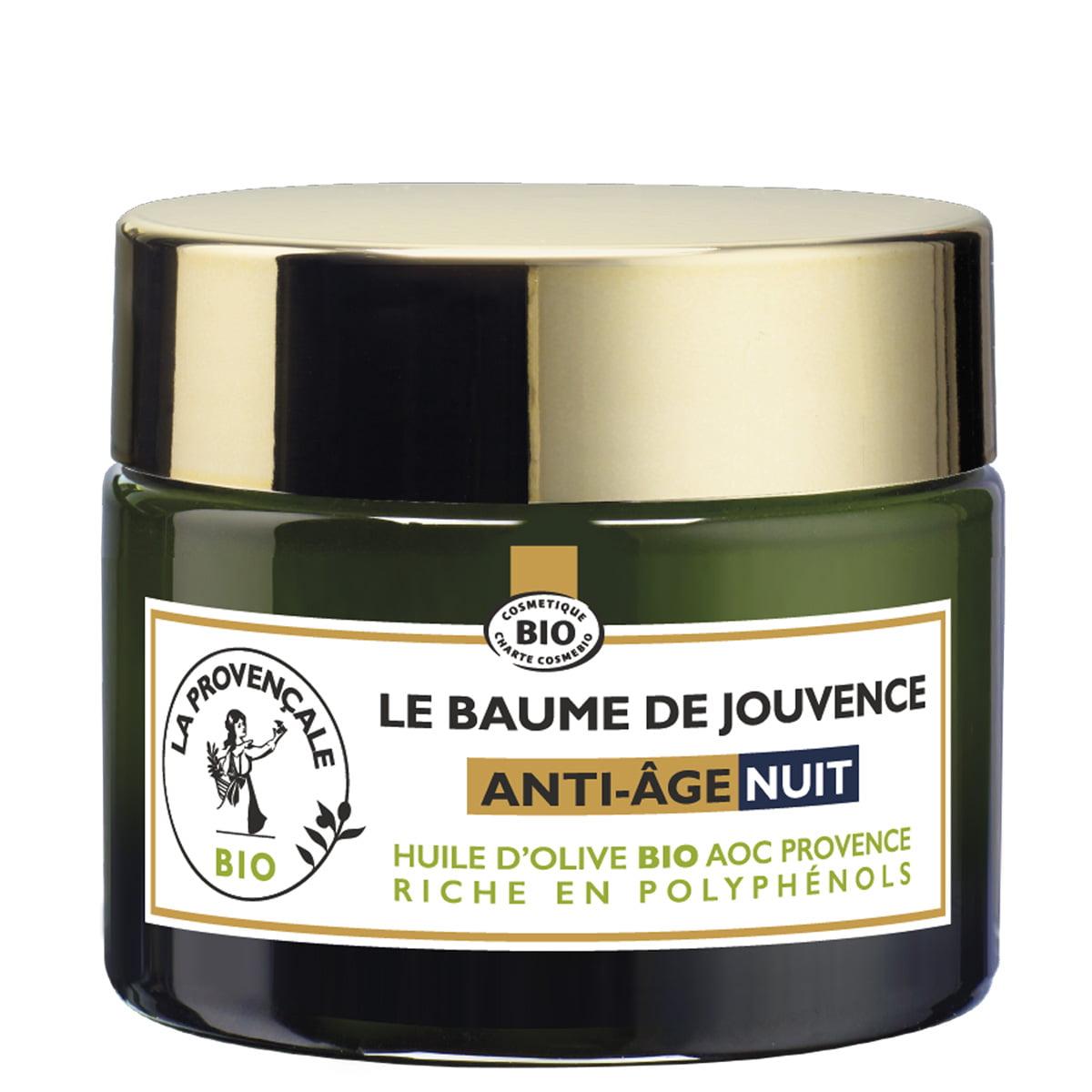 La Provençale Bio - Le Baume de Jouvence Anti-âge Nuit
