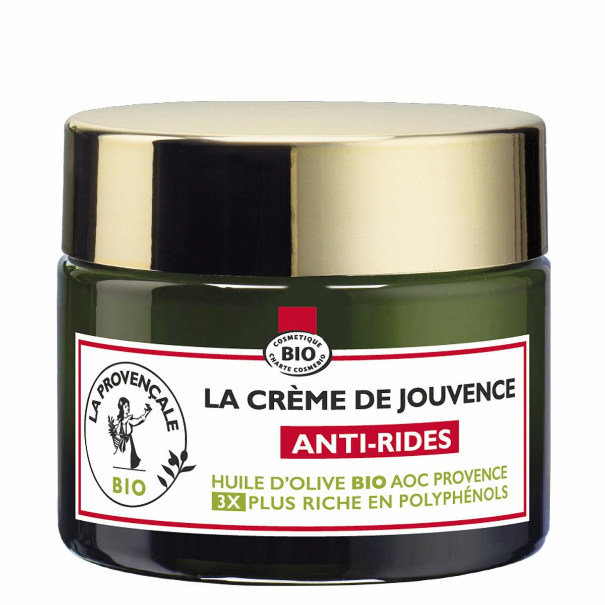 La Provençale Bio - La Crème de Jouvence Anti-rides