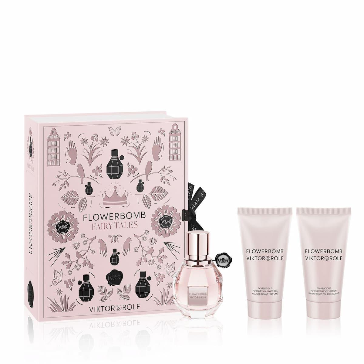 Coffret Flowerbomb Eau de Parfum - VIKTOR & ROLF