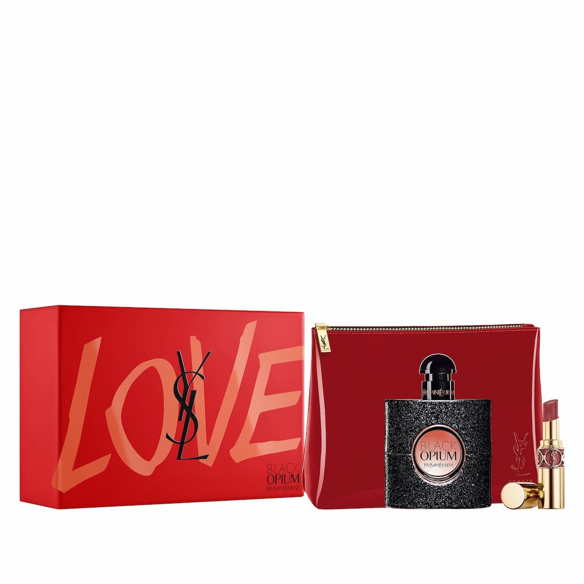 Coffret Black Opium Eau de Parfum - YVES SAINT LAURENT