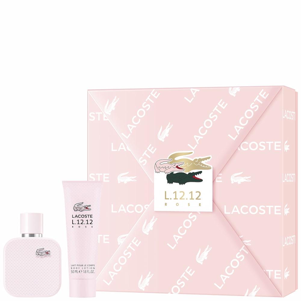 Coffret Lacoste L.12.12 Rose Eau de parfum