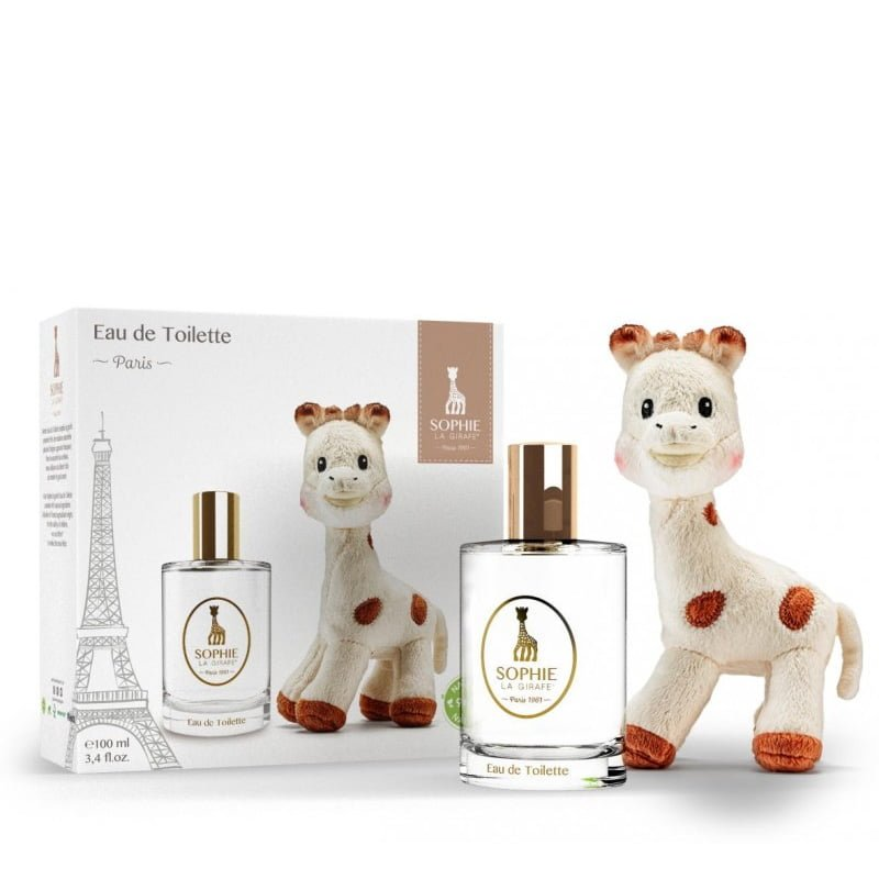 Coffret Sophie La Girafe Eau de Toilette