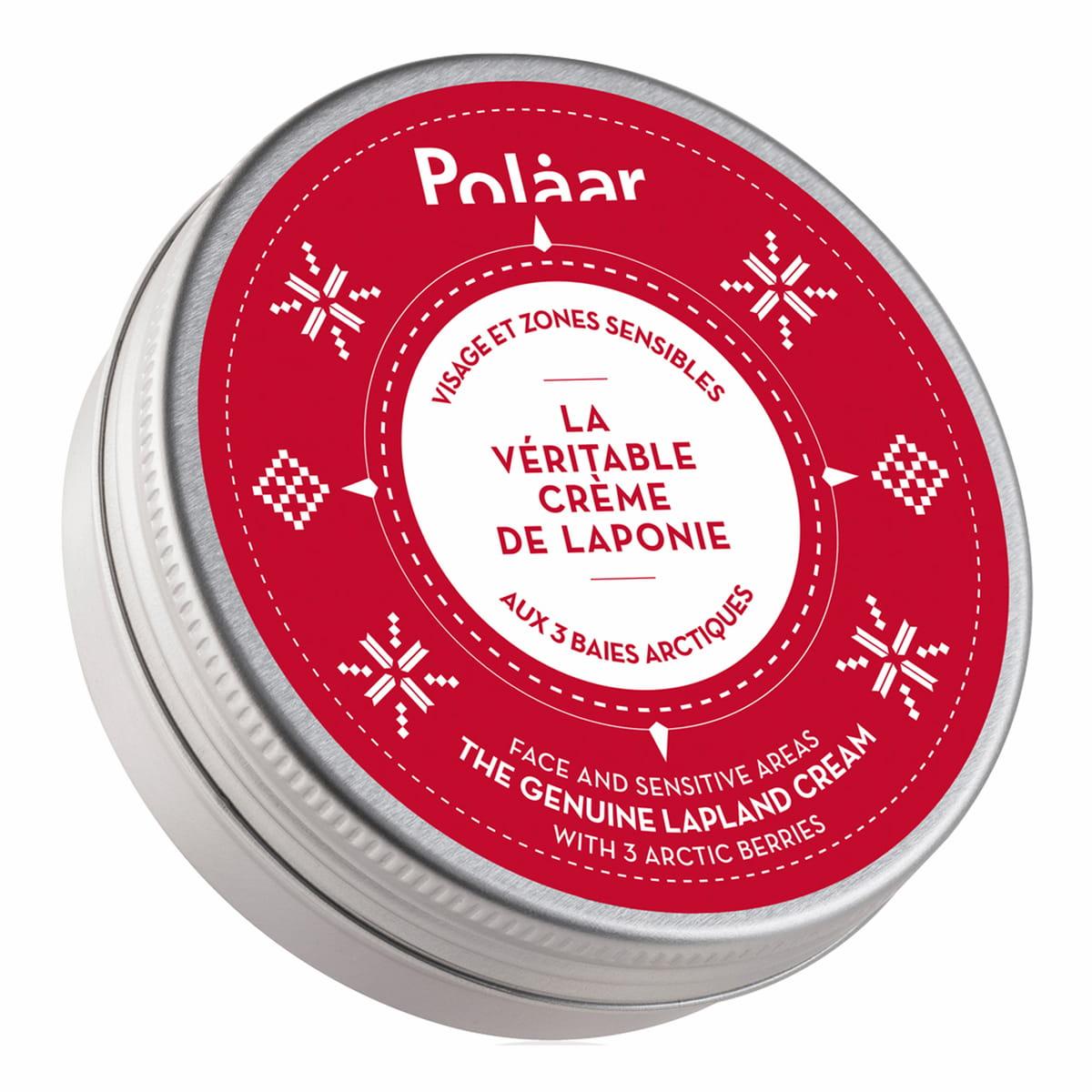 Polaar - La Véritable Crème de Laponie - Crème visage et zones sensibles