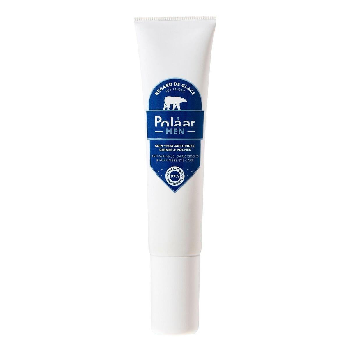 Polaar Men - Regard de glace - Soin yeux anti-rides, cernes et poches
