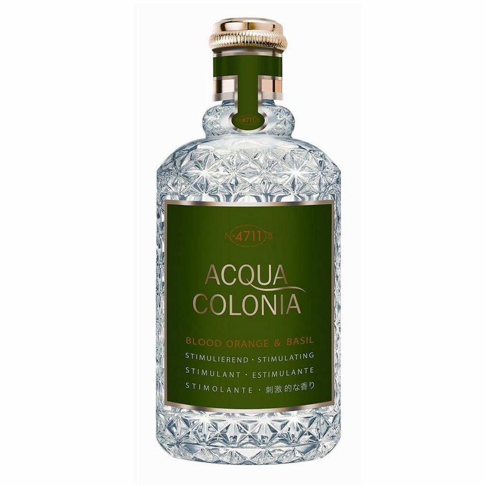 Acqua Colonia Blood Orange & Basil - 4711