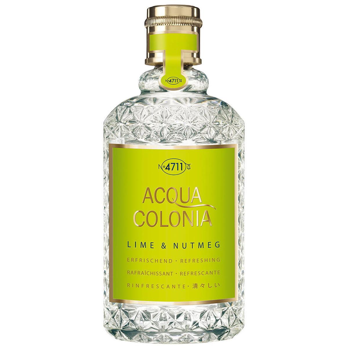 Eau de Cologne Acqua Colonia Citron Vert & Noix de Muscade - 4711