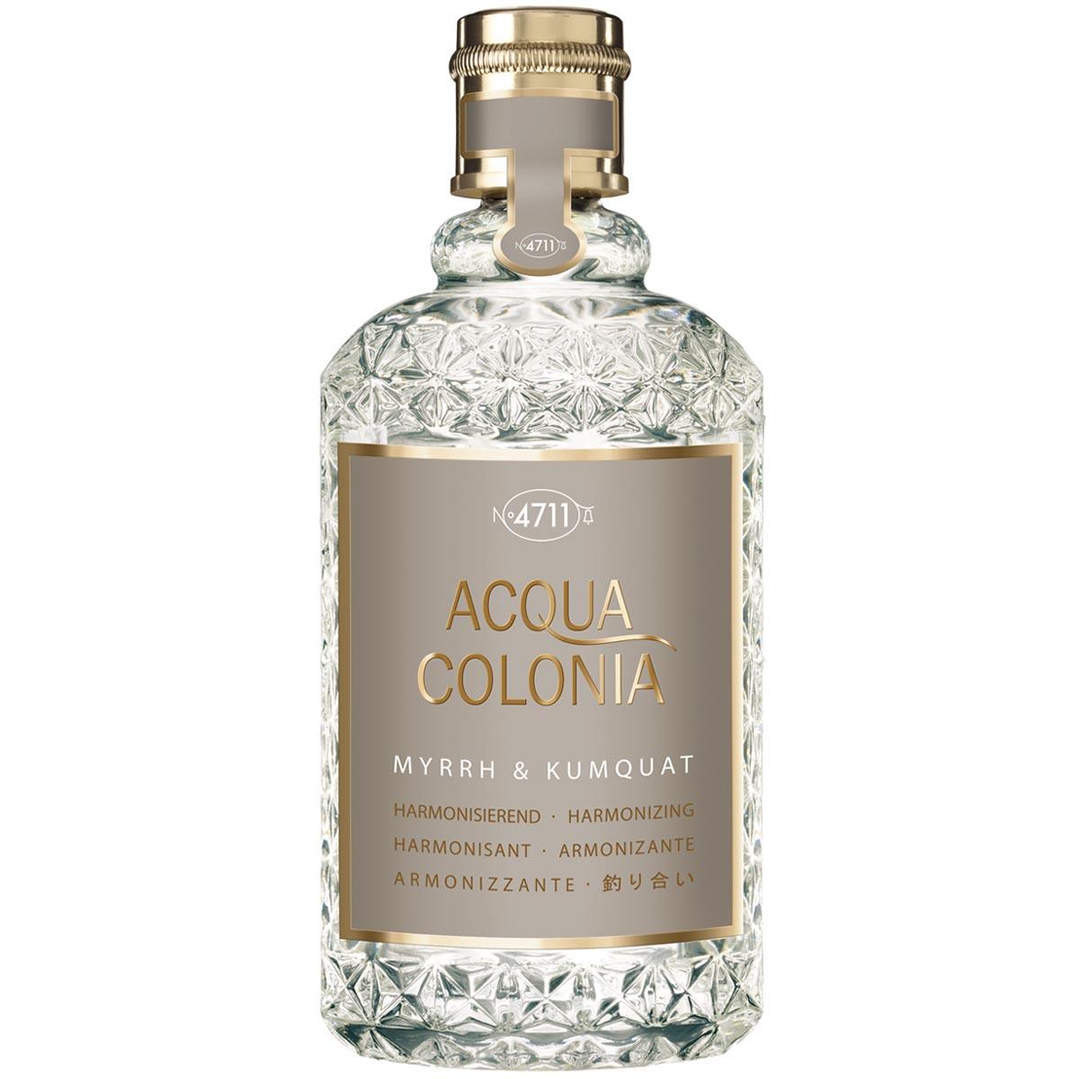 Eau de Cologne Acqua Colonia Myrrhe & Kumquat - 4711