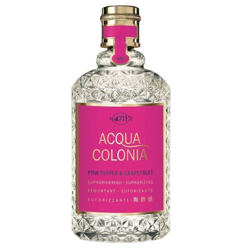Eau de Cologne Acqua Colonia Poivre Rose & Pamplemousse - 4711