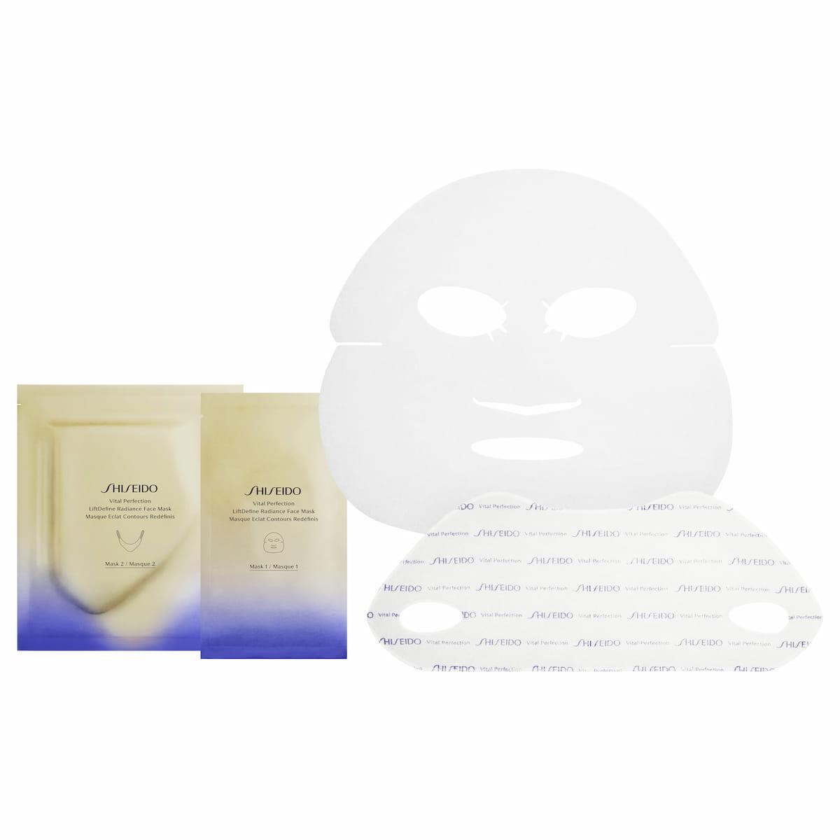 Shiseido Vital Perfection Masque Eclat Contours Redefinis