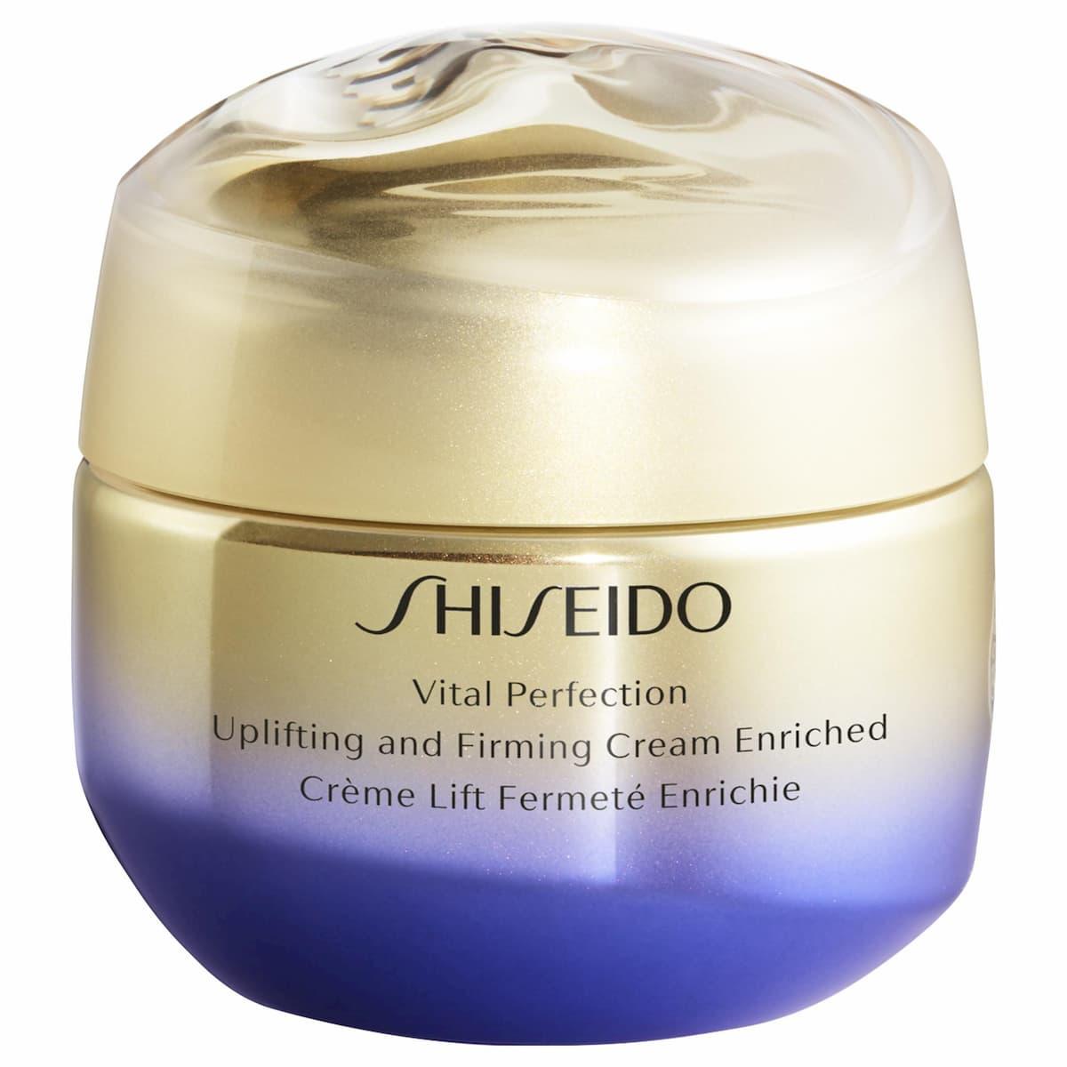 Vital Perfection Crème Lift Fermeté Enrichie - Shiseido