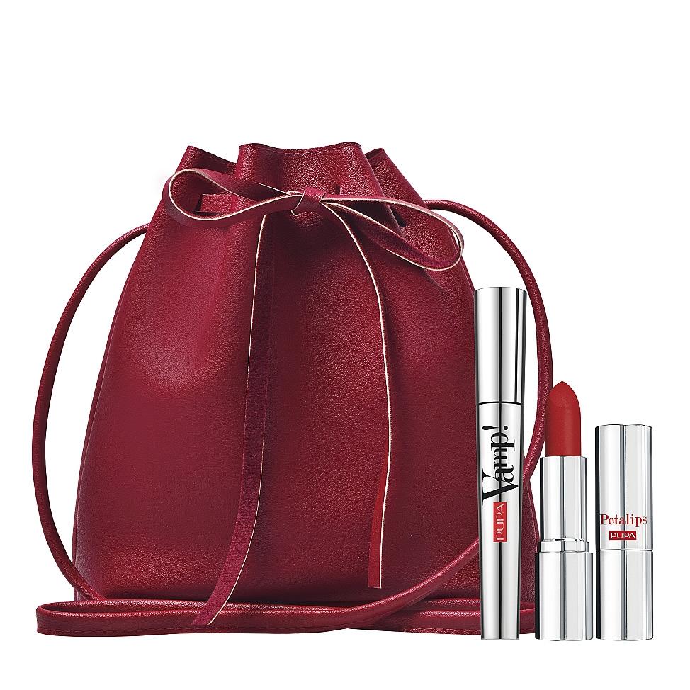 Coffret Vamp! Mascara & Rouge à Lèvres Petalips - Pupa