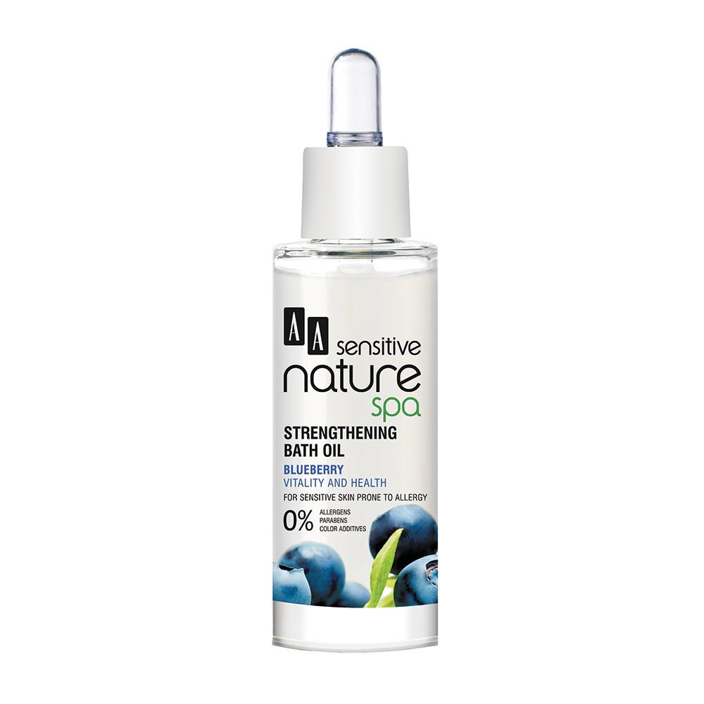 AA Sensitive Nature Spa - Airelle - Huile de bain renforçante 30 ml
