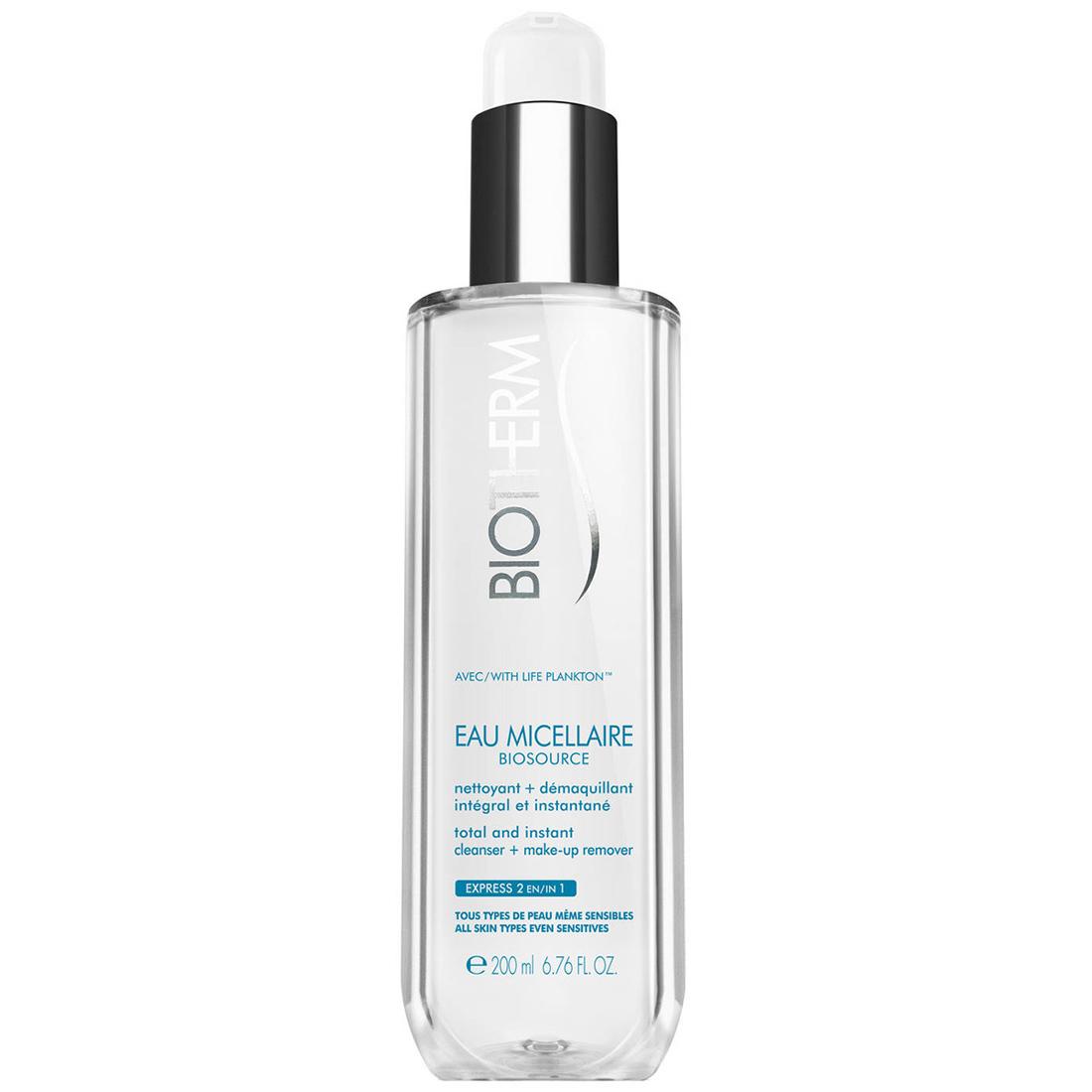 Biotherm - Biosource Eau Micellaire - 200 ml
