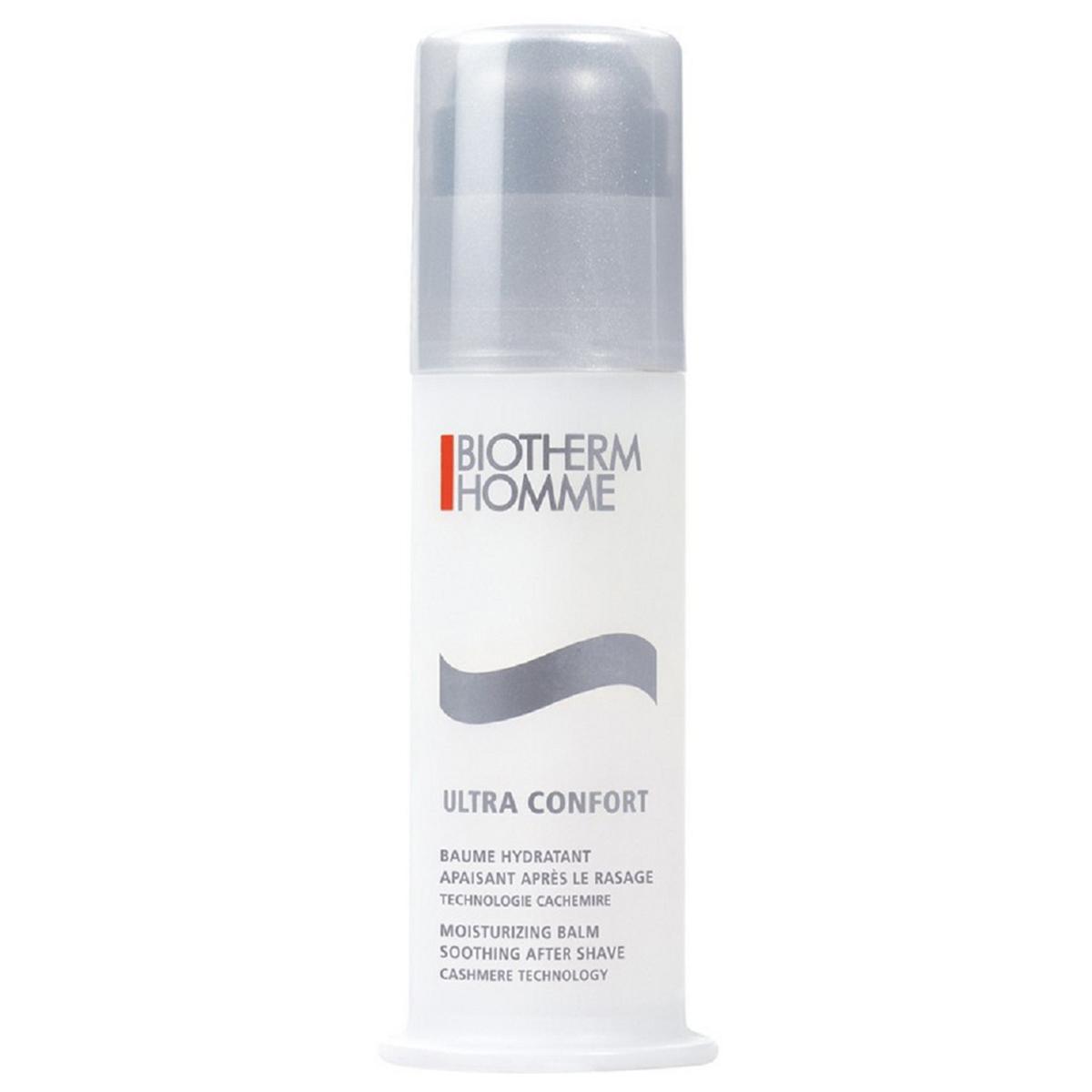 Biotherm Homme - Ultra Confort - Baume Hydratant Apaisant après-rasage 75 ml