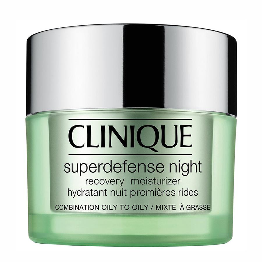 Clinique - Superdefense Night - Hydratant Nuit Premières Rides