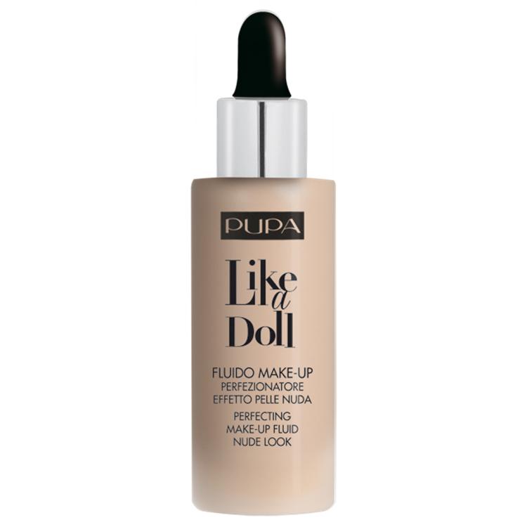 Pupa - Like a Doll - Fluide de Maquillage Sublimateur SPF 15