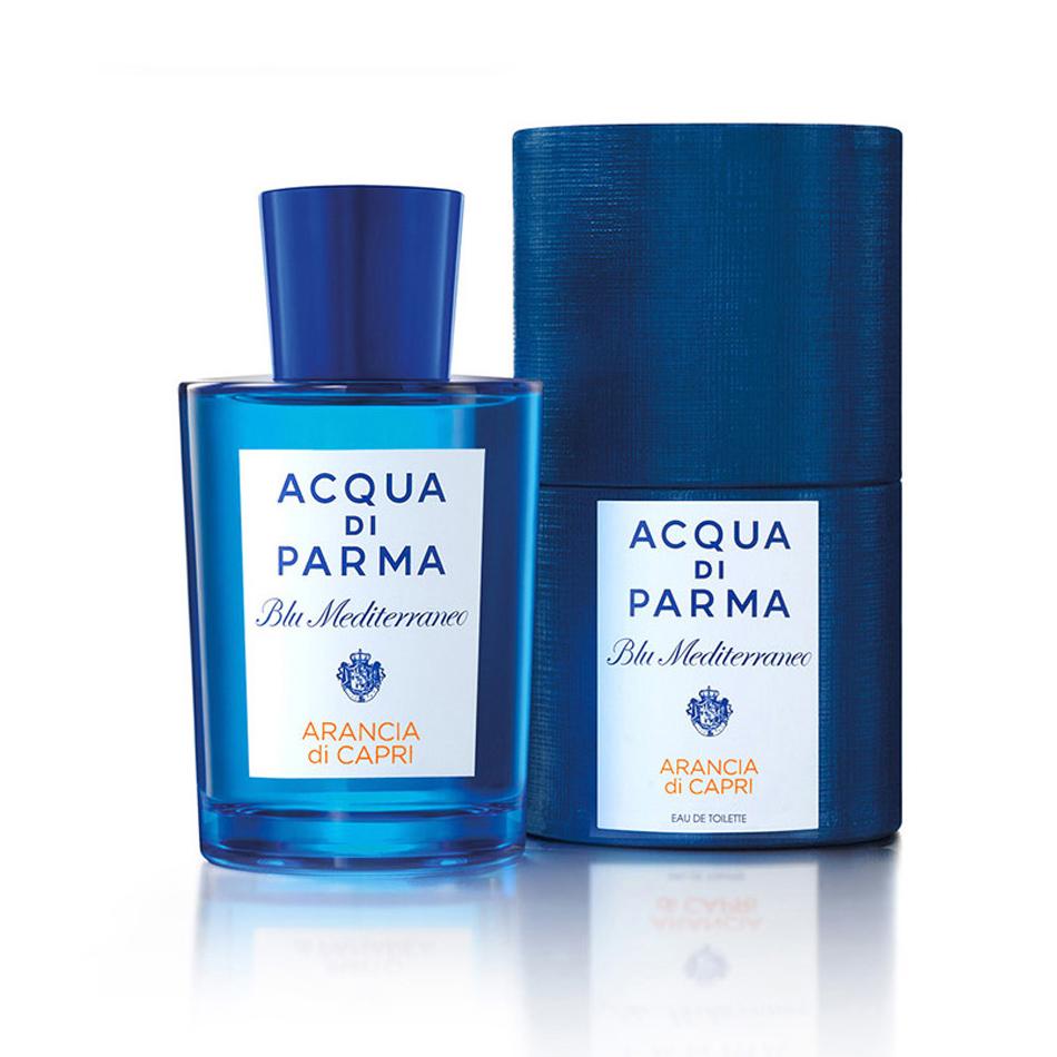 Arancia di Capri Blu Mediterraneo Eau de Toilette - Acqua di Parma