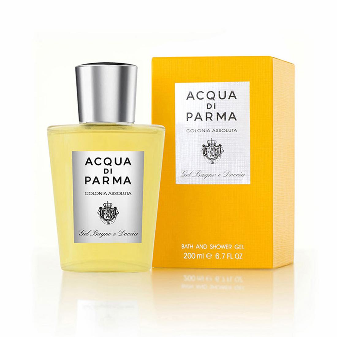 Acqua di Parma - Colonia Assoluta - Gel Douche et Bain 200 ml