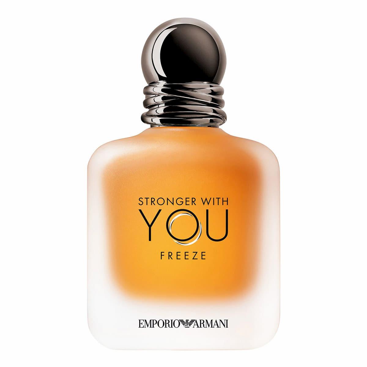 Armani - Emporio Armani Stronger with You Freeze - Eau de Toilette