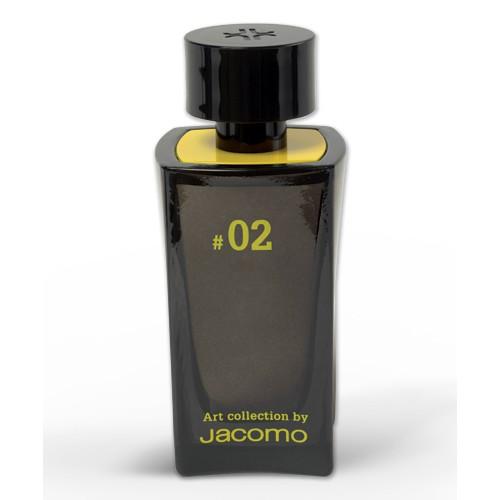 Eau de Parfum Art Collection #02 - JACOMO