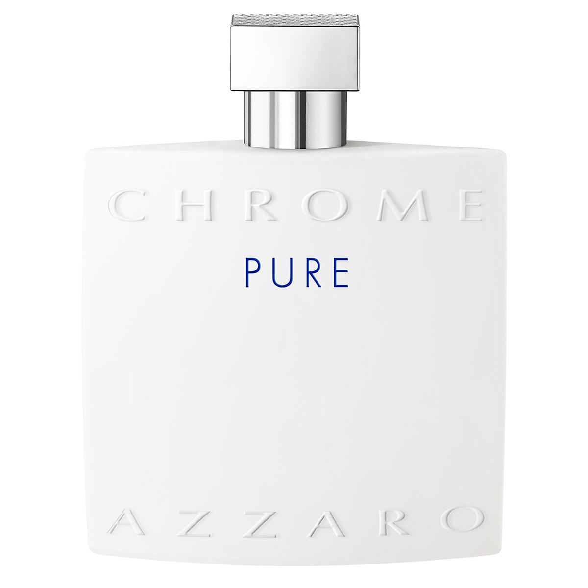 Eau de Toilette Chrome Pure - Azzaro