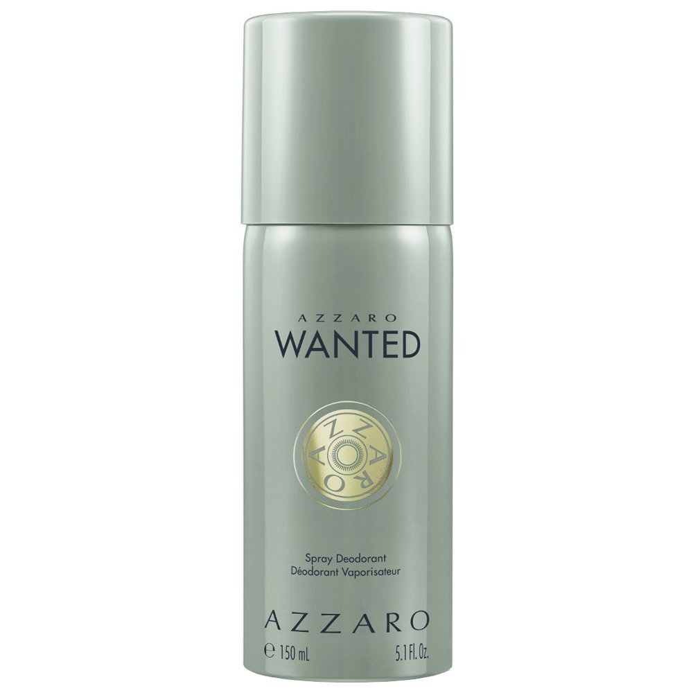 Azzaro - Wanted - Déodorant Spray 150 ml