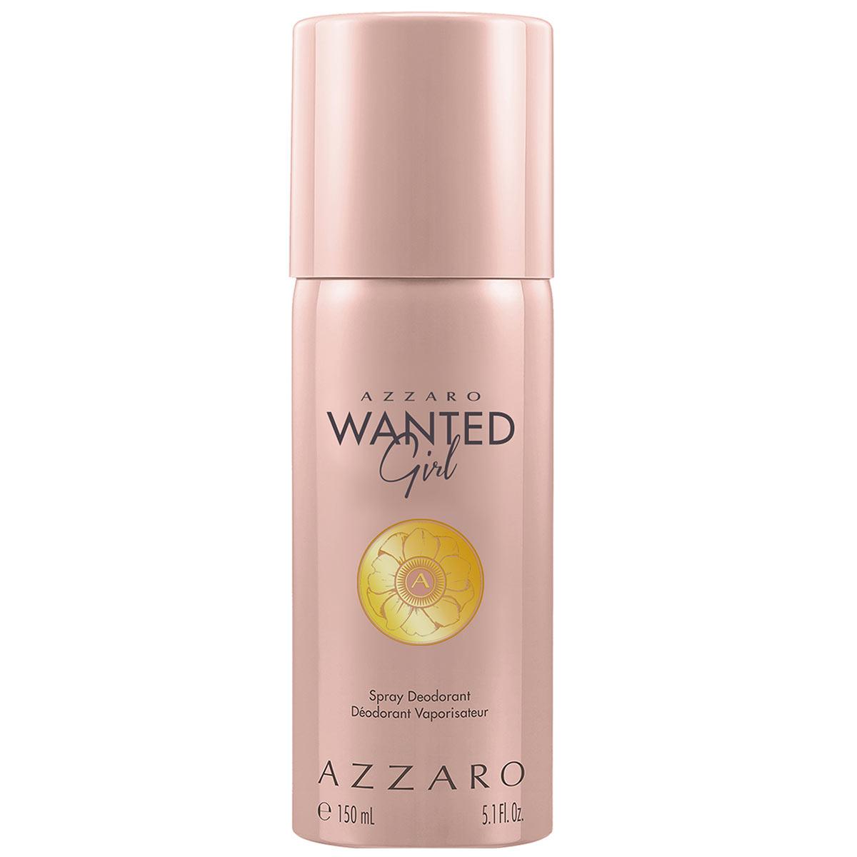 Déodorant spray Wanted Girl - AZZARO