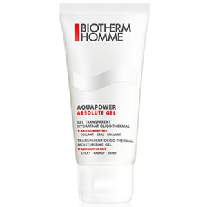 Biotherm Homme - Aquapower Absolute Gel - Gel transparent hydratant oligo-thermal 100 ml