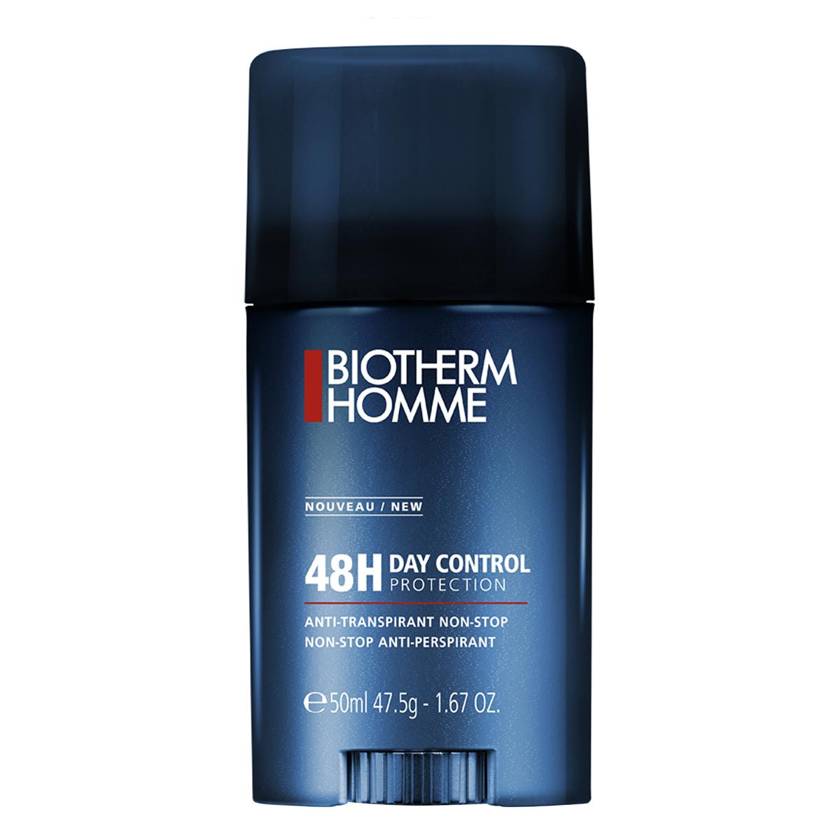 Biotherm Homme - Day Control - Déodorant stick anti-transpirant 50 ml