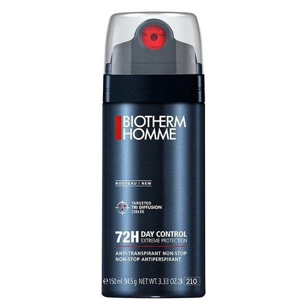 Biotherm Homme - 72H Day Control - Déodorant Spray 150 ml