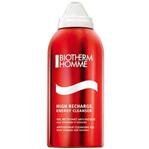 Biotherm Homme - High Recharge Energy Cleanser - Gel nettoyant anti-fatigue 100 ml