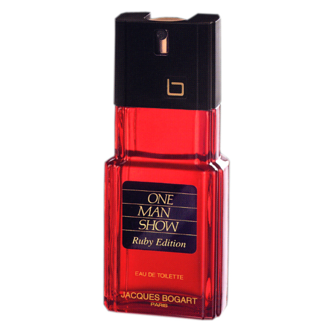 Eau de Toilette One Man Show Ruby Edition - BOGART