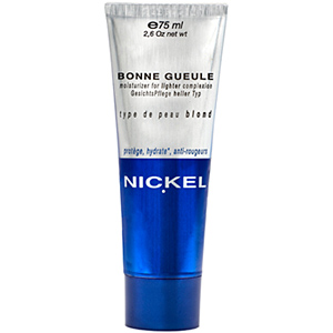 Nickel - Bonne Gueule Blond - Soin hydratant anti-brillance 75 ml