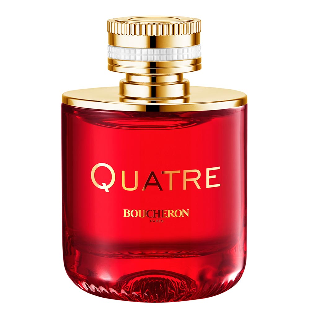 Eau de Parfum Quatre en Rouge - BOUCHERON