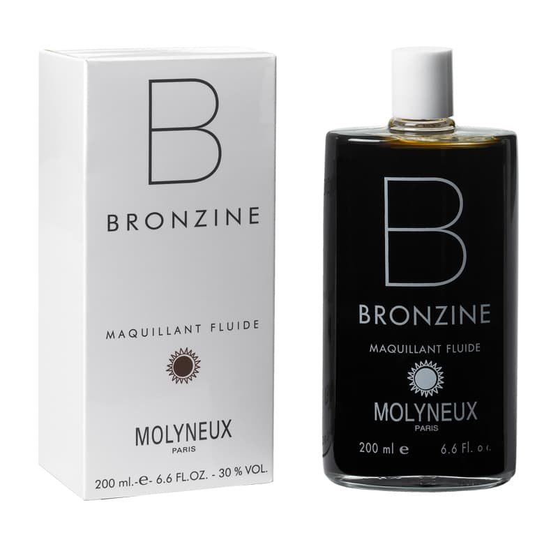 MOLYNEUX Bronzine Maquillant fluide